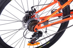 "Fuzlu Perfect Power 26""  2xT orange/yellow"
