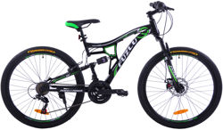 "Fuzlu Perfect Power FULL 26"" 1XT BK/GRE"
