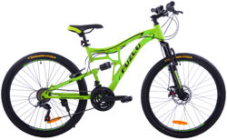 "Fuzlu Perfect Power FULL 26"" 1XT YE/BK"