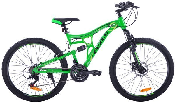 "Fuzlu Perfect Power FULL 26"" 1XT ZIEL/CZAR RS"